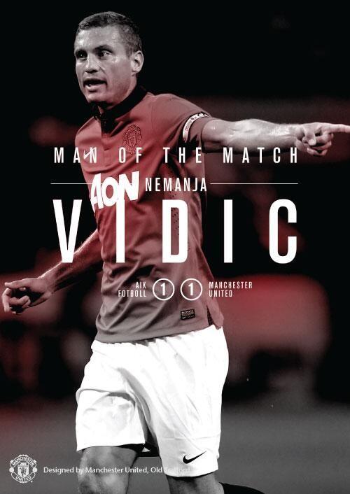 Captain Vidic