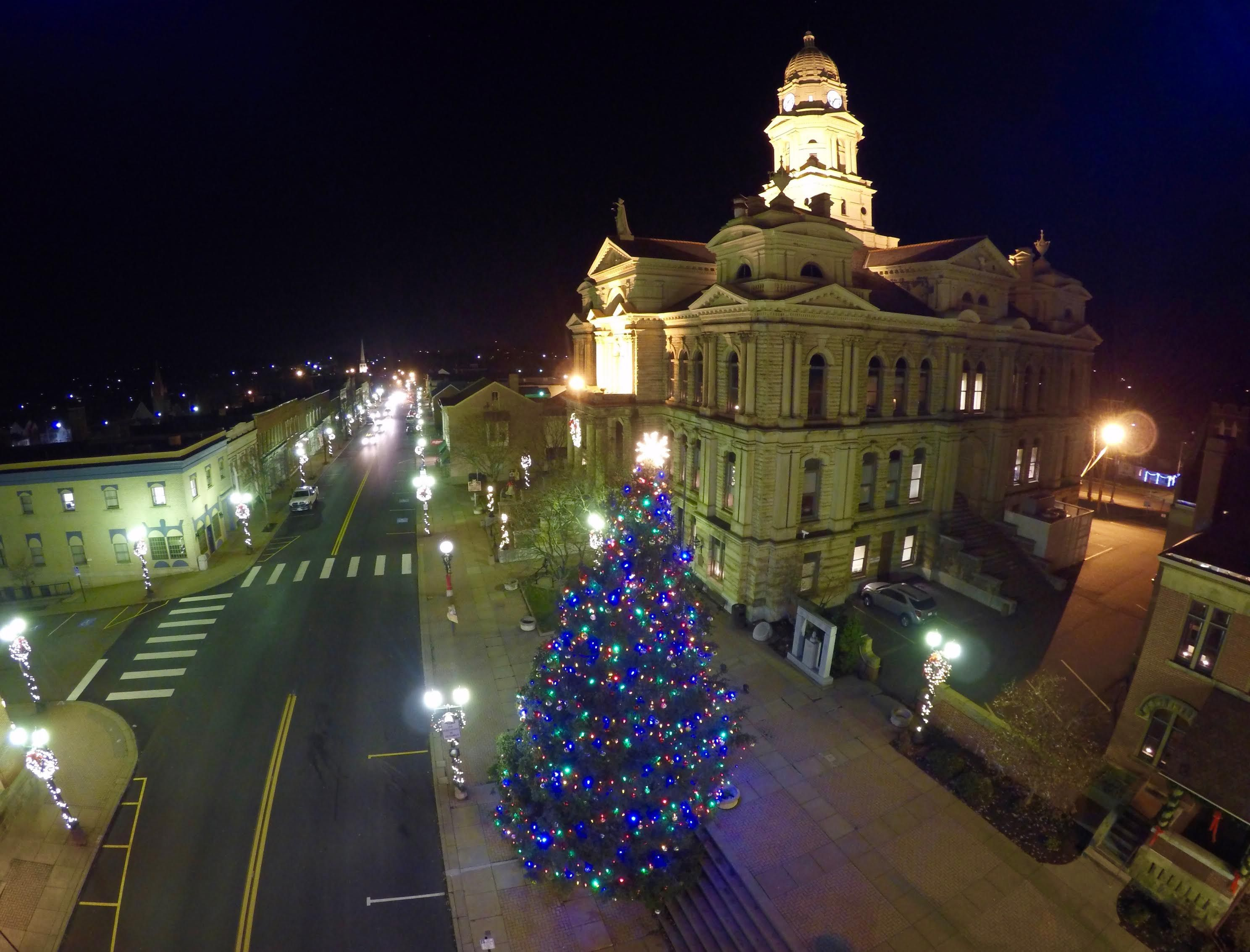 Aerial drone photography services ohio travel drone