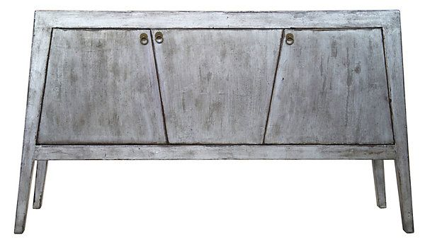 "Amida 61"" Sideboard, Gray 