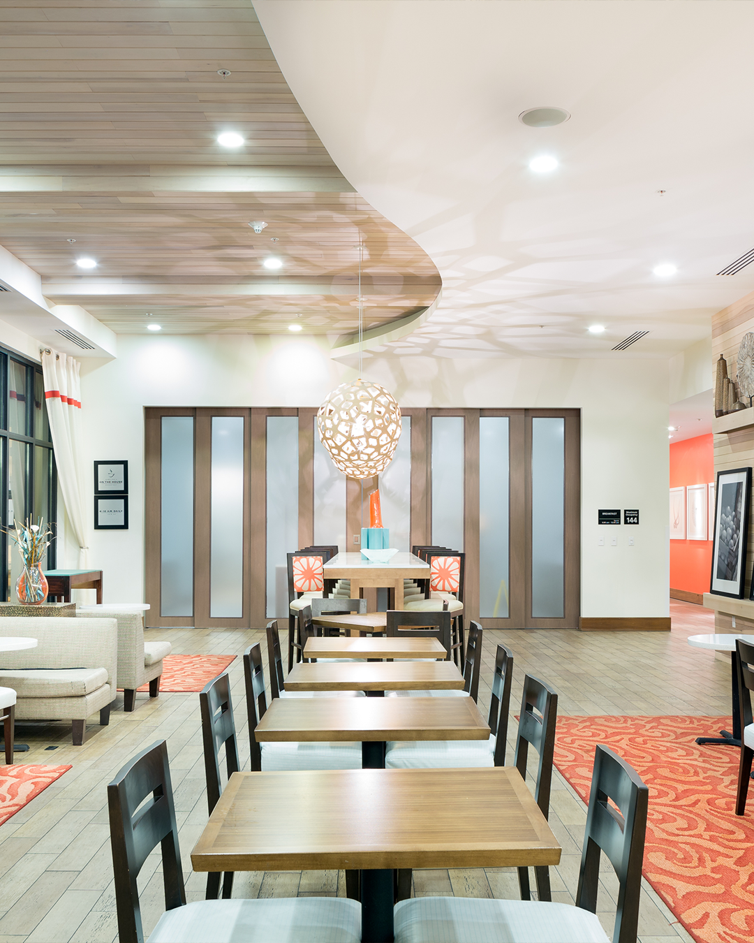 Contemporary Design Welcomes Unforgettable Gatherings At The