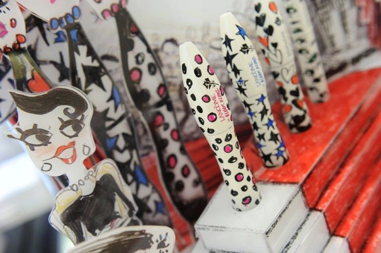 Lancome's collaboration with Alber Elbaz