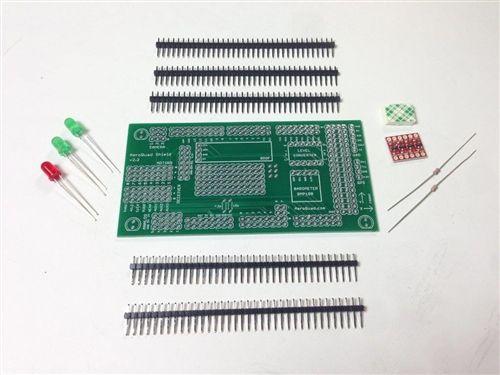 Sensor platform: AeroQuad Shield v2.2