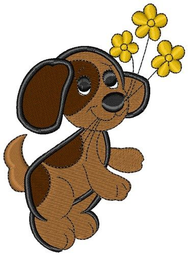 Free Puppy Outline Embroidery Design Annthegran Free Embroidery