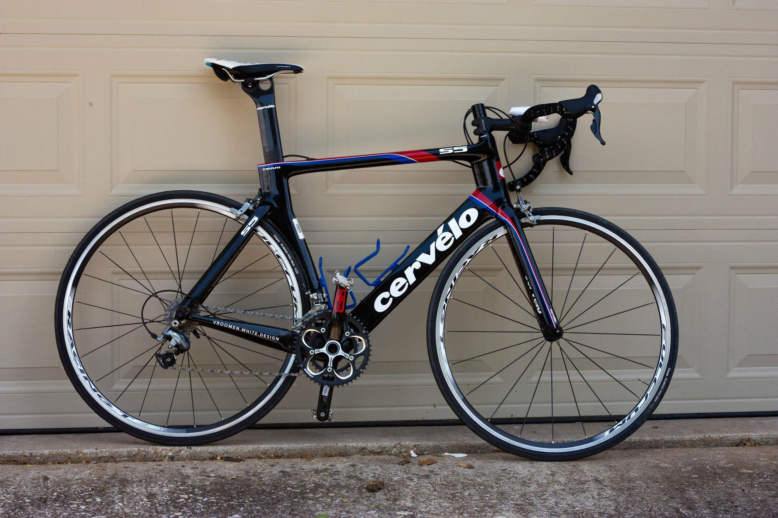 Cervelo S5 Team I Took Out For A Spin Today From The Shop Yes