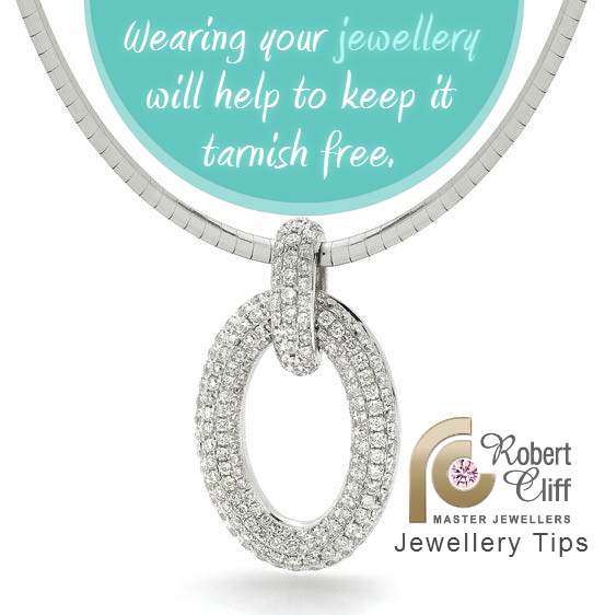 Now here's a #JewelleryTip I didn't know but a great excuse to wear more #jewellery! #jewelrytips #jewelrycare