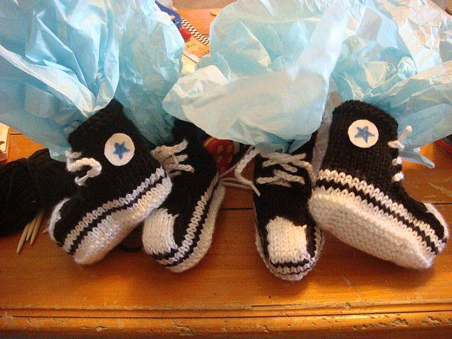 Knitted Converse Booties Up To 67 Offfree Shipping For Worldwide