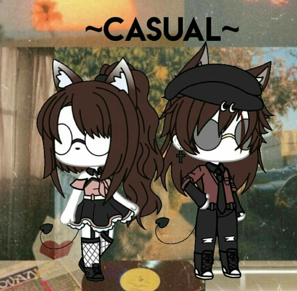 Pin by Ahmed Elfeky on ع Cute anime chibi, Anime outfits