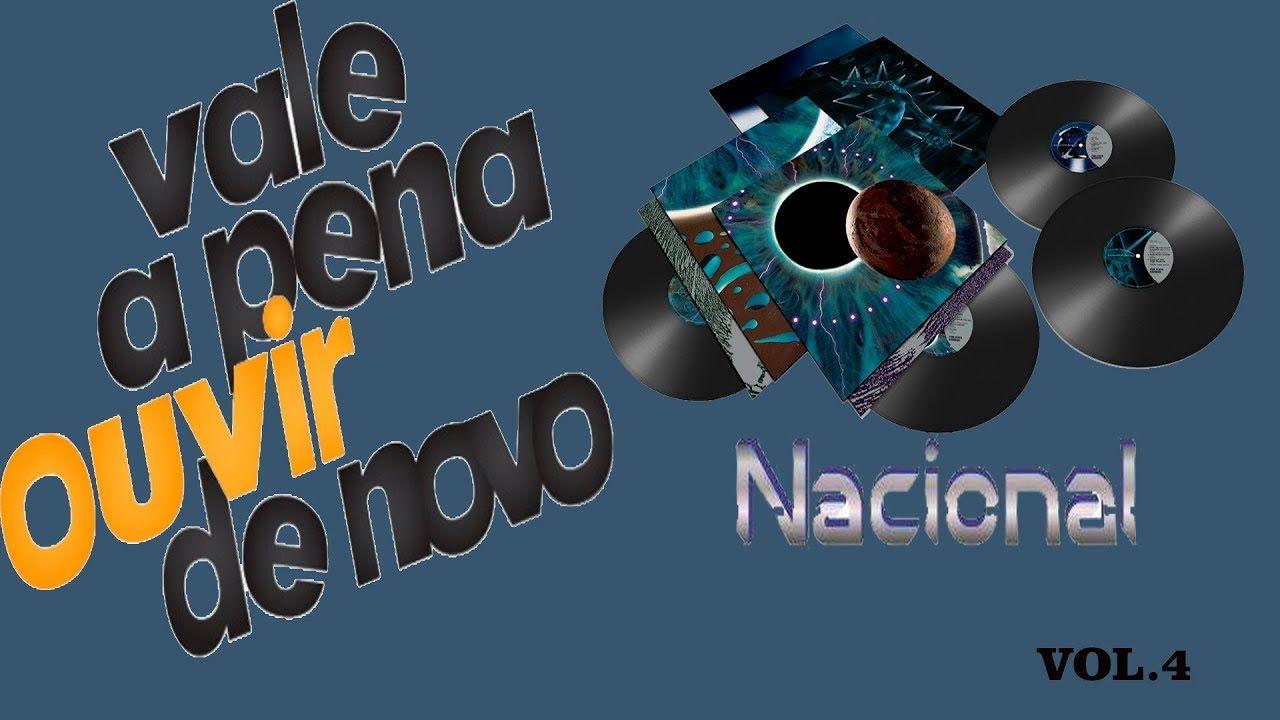 Vale A Pena Ouvir De Novo Vol 4 Nacional Com Imagens Rock