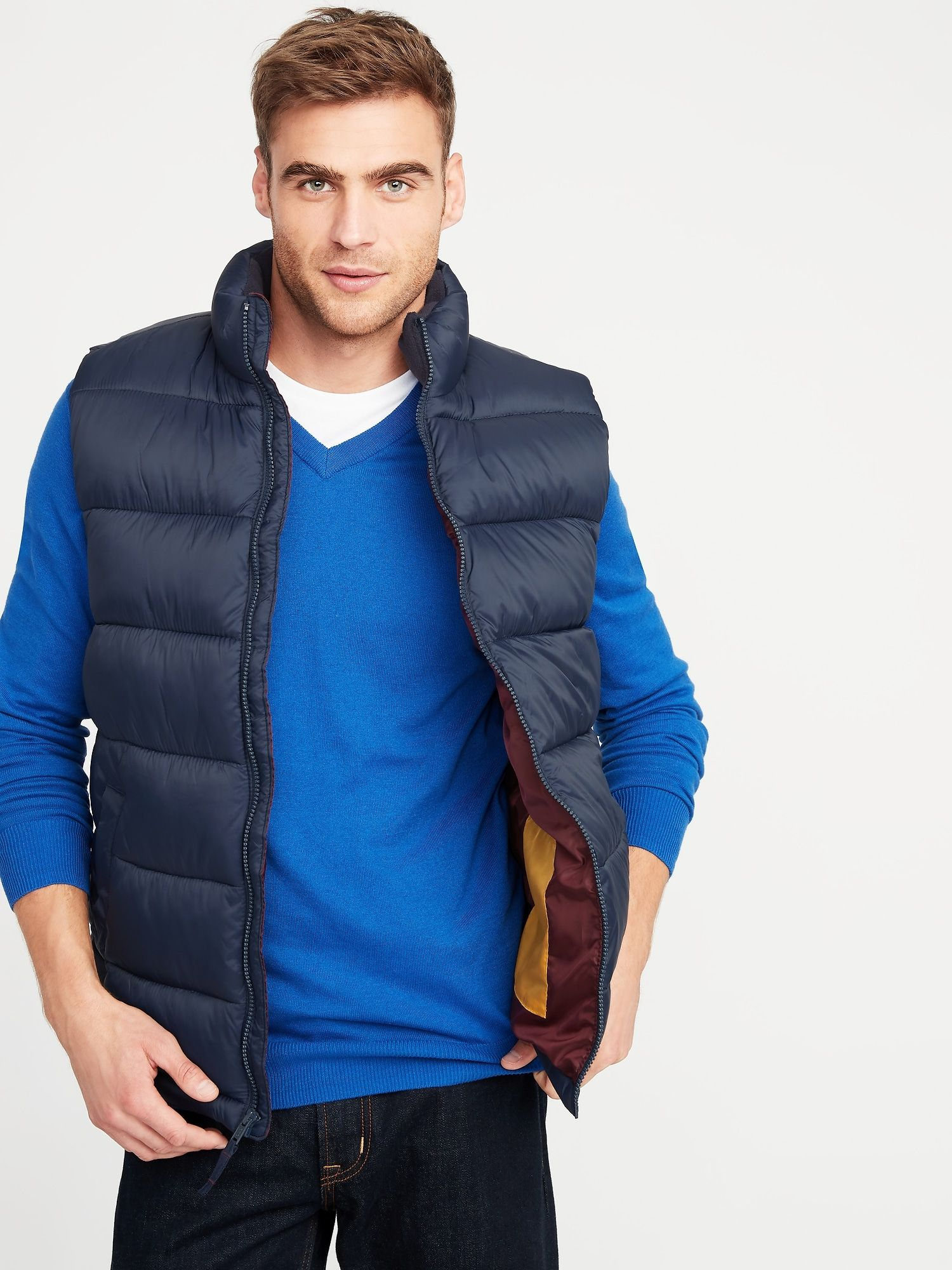 Frost Free Puffer Vest For Men Old Navy Coupon Old Navy Men Old Navy [ 2000 x 1500 Pixel ]