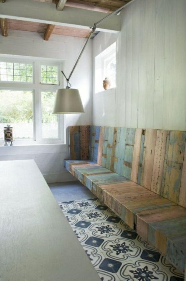 küche design esstisch stühle sitbank bodenbelag Essberreich - bodenbeläge für küche