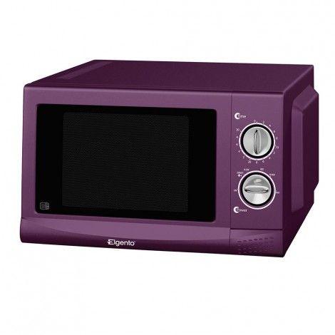 Purple Microwave Available On Wysada