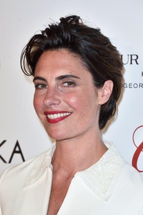 Alessandra Sublet, après Coupe courte en 2019 Les