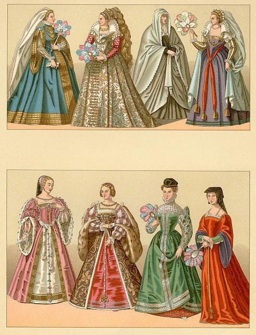 1500 european fashion history 1500 european fashion ...
