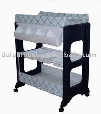 Portable 2 In 1 Baby Changing Table And Bath Tub Stand $50~$130