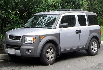 Honda Element Wikipedia in 2020 (With images) Honda