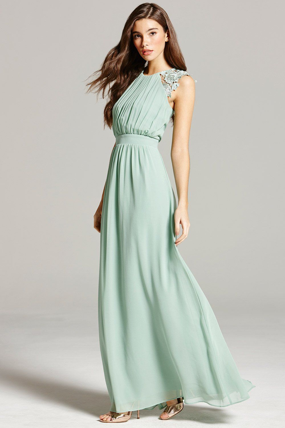 maxi-dress-pleated | Pleated Maxi Dress | Pinterest | Maxi dresses ...