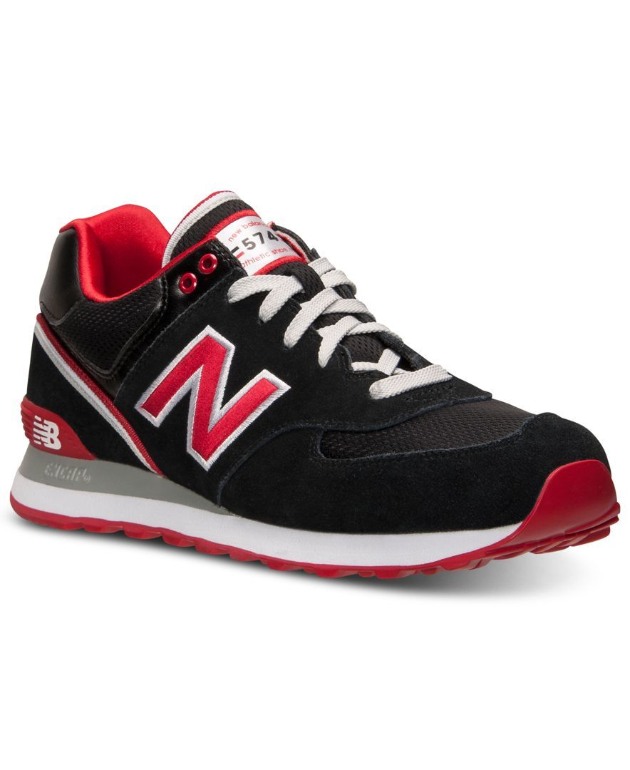 importar Minimizar Ropa  New Balance Men's 574 Stadium Jacket Casual Sneakers from Finish Line &  Reviews - Finish Line Athletic Shoes - Men - Macy's | Casual sneakers,  Sneakers, New balance