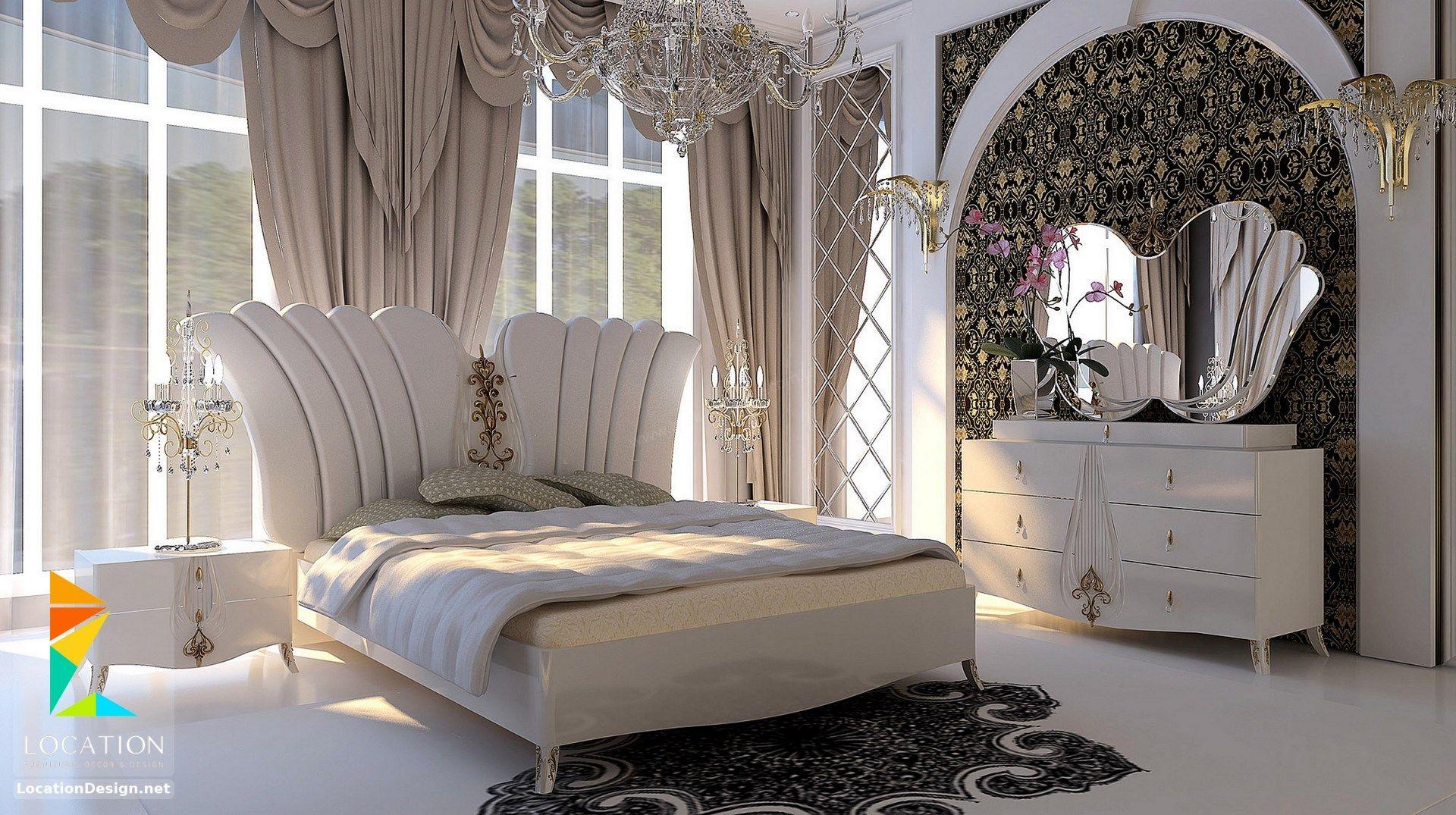 غرف نوم كامله من اجمل موديلات غرف نوم عرايس مودرن 2019 Furniture Home Decor Home