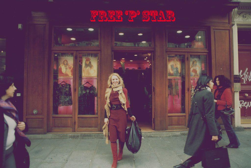 free p star rue de rivoli