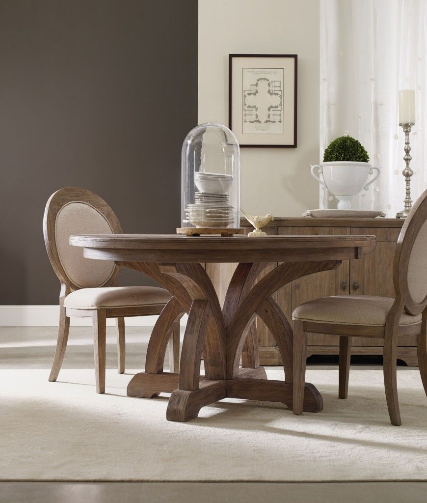 Room · The New Corsica Table From Hooker Furniture