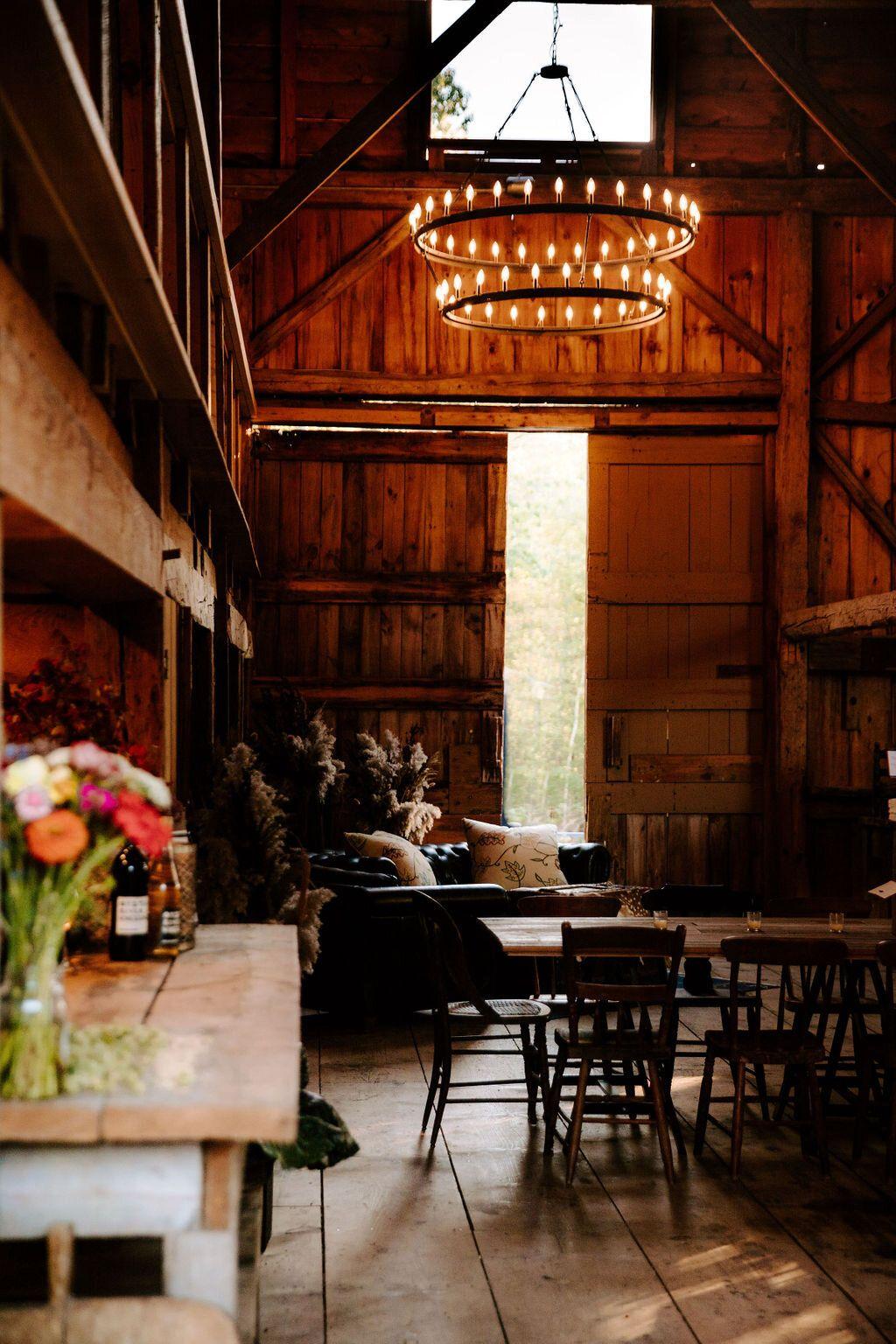 Barn wedding decor ideas in Maine in 2020 Maine barn