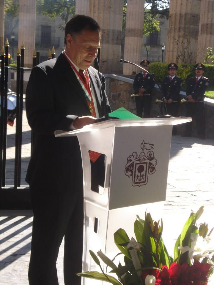 SMGE JALISCO.- CCXXXIII Aniversario del Natalicio de Don Valentín Gómez Farías