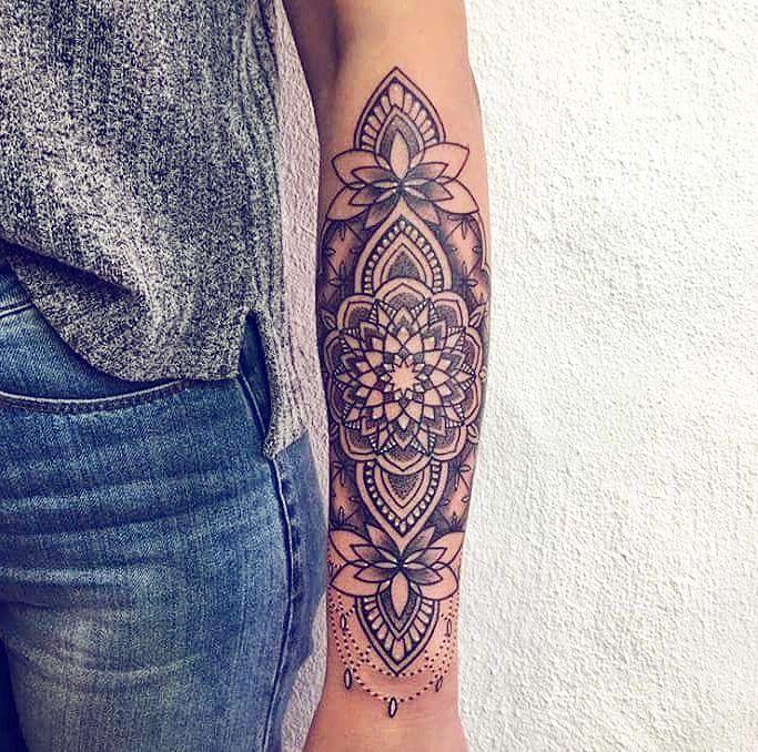 49++ Tatouage avant bras mandala femme ideas