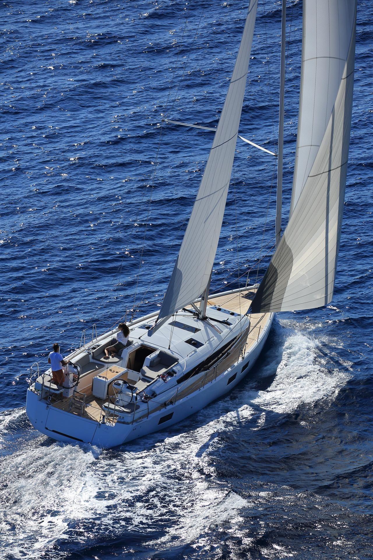 Jeanneau 51 | Jeanneau Boats | Yachts in 2019 | Boat, Sailing ships