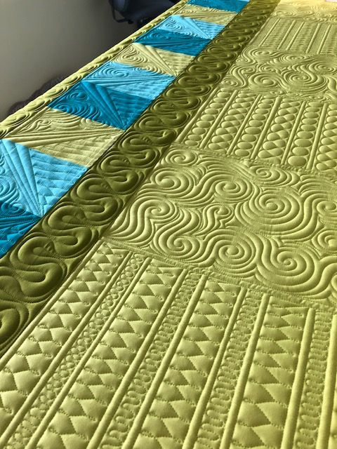 Designed and Quilted by Teresa | quilting | Pinterest | Projekte