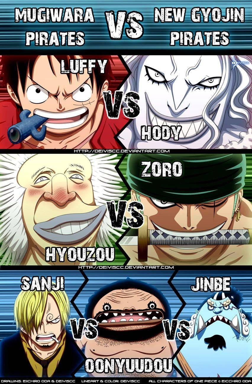 Manga One Piece Capítulo 642 Página 21