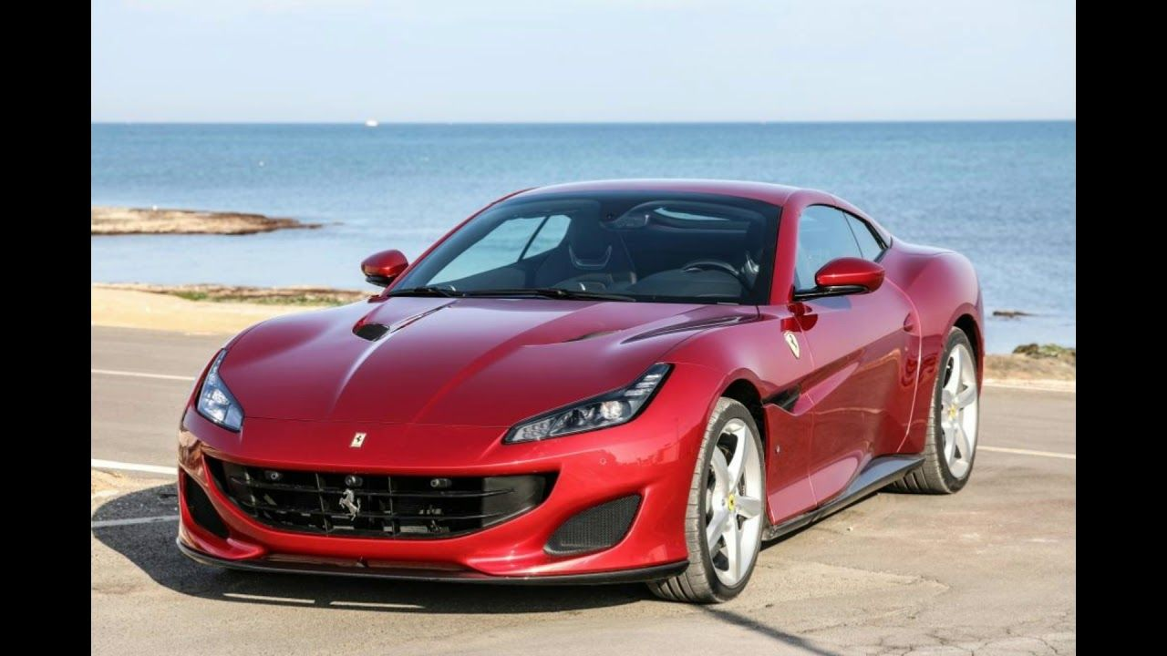 New Ferrari Portofino 2018 Ferrari, New ferrari, Cool