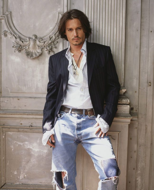 Photo of Оотоальбом «Johnny Depp – photoshoot»