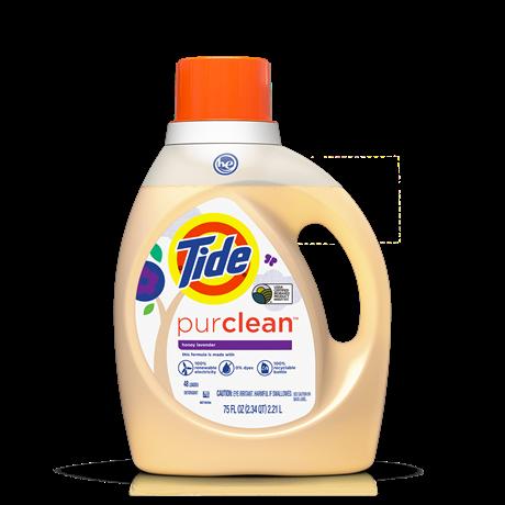 Tide Purclean Tide Detergent Eco Friendly Laundry Detergent
