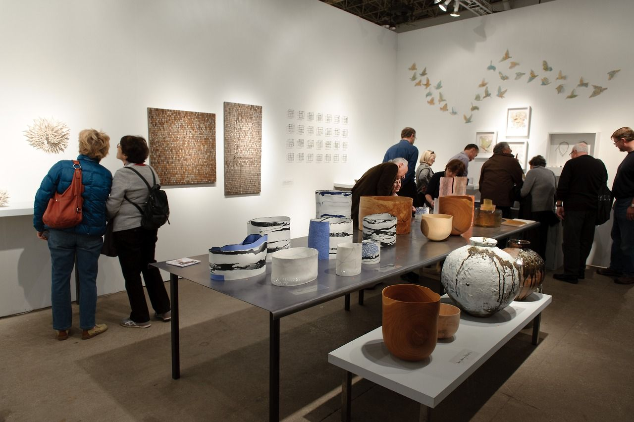 Flow Gallery At SOFA CHICAGO #SOFA20