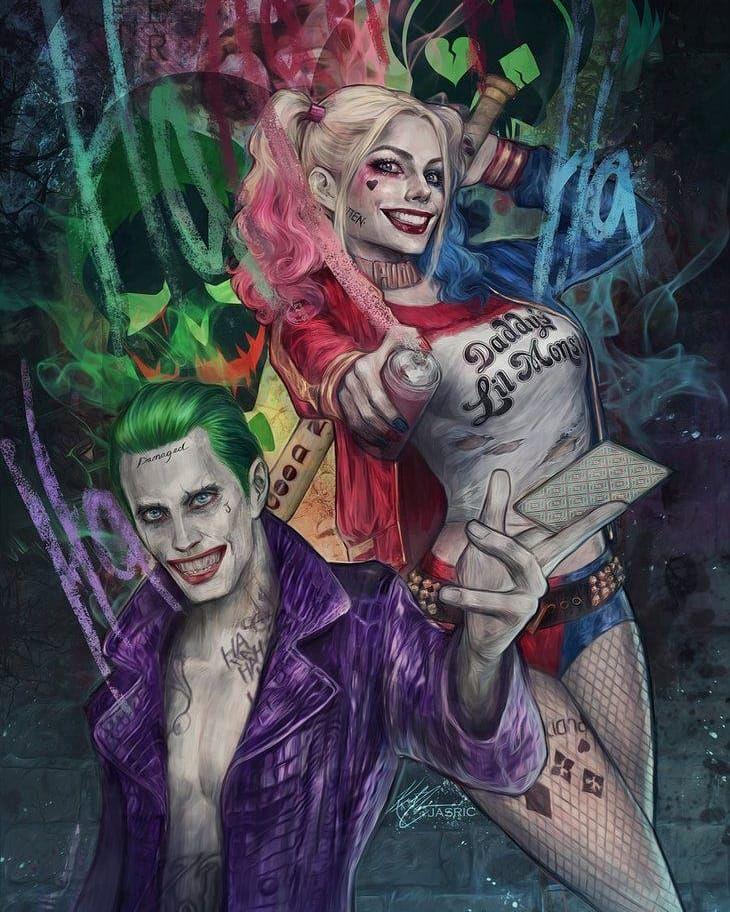 Pin En Joker Memes