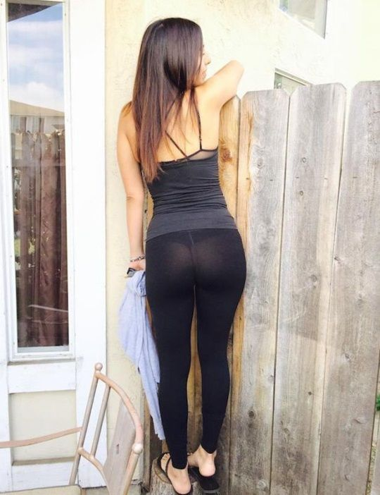 women yoga pants see thru nude sexy