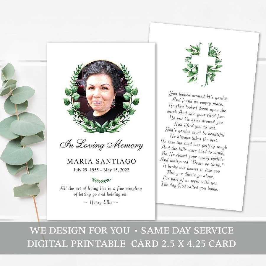 Catholic Mass Card Template Funeral Guest Book Celebration Of Life Catholic Mass