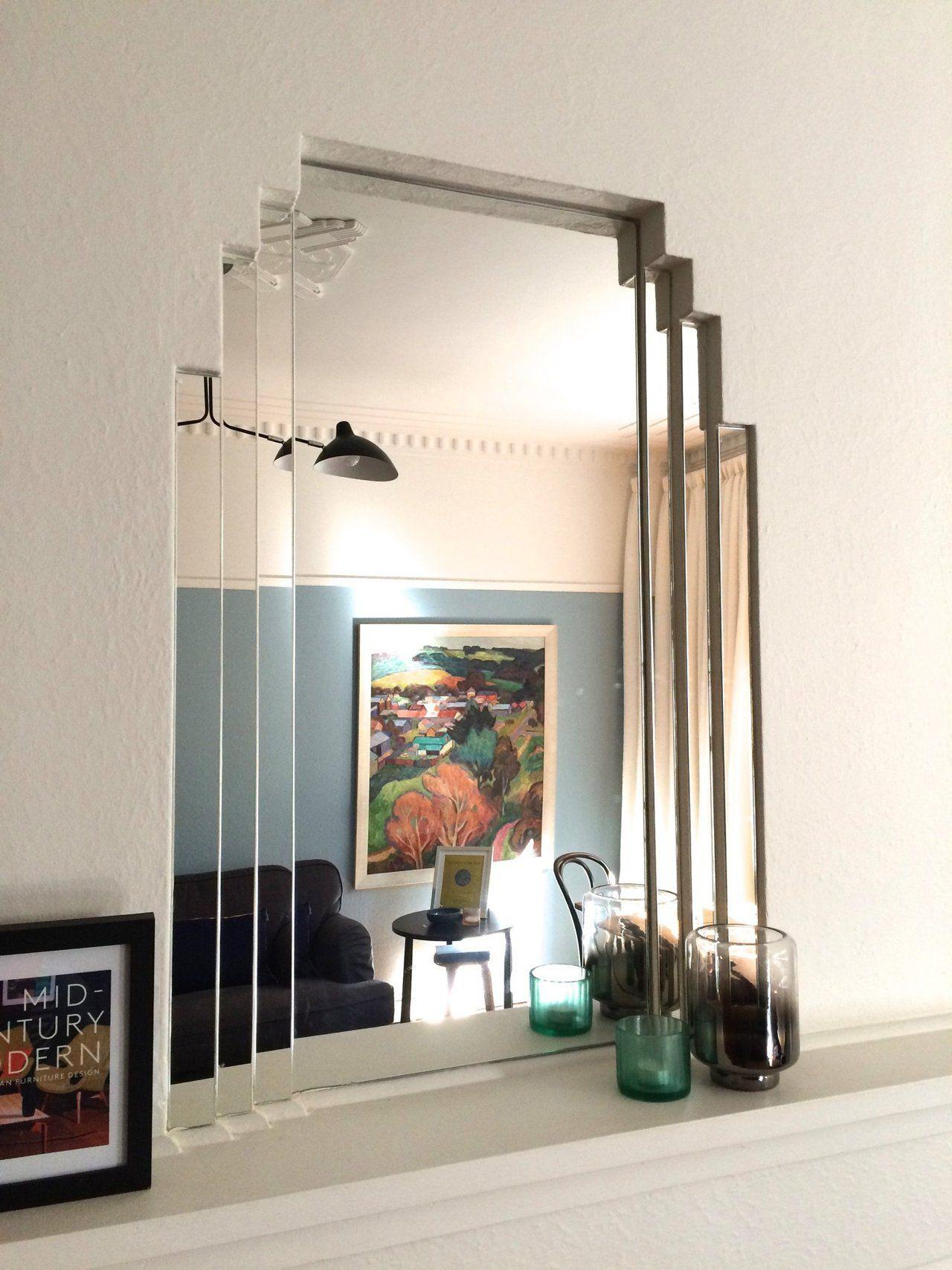 1940s art deco apartment renovation