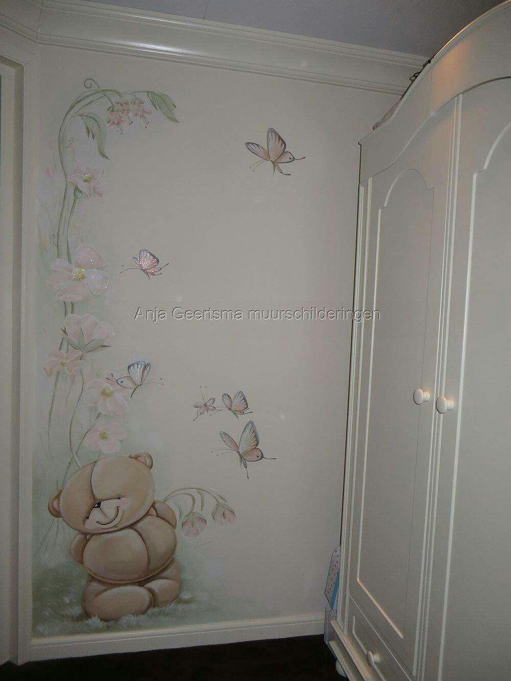 Bezaubernd Mädchenzimmer Wandgestaltung Sammlung Von Pin Von Scrapstoryy Auf роспись стен |