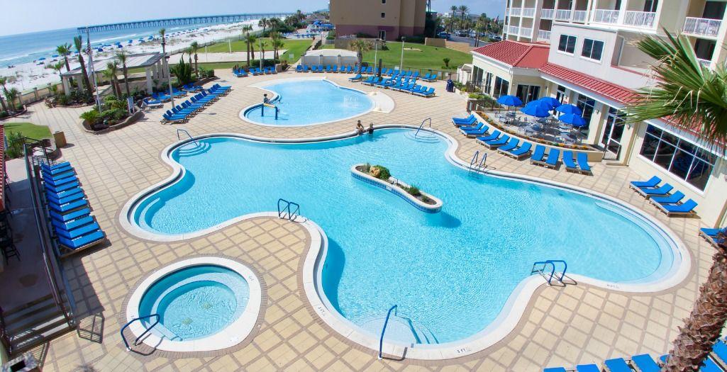 Pensacola Beach Beachfront Hotels Pensacola Beach Hotels