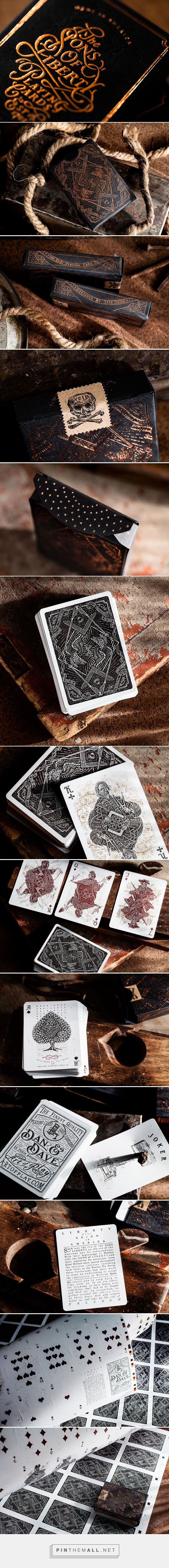 Sons of Liberty Playing Cards by Jeff Trish