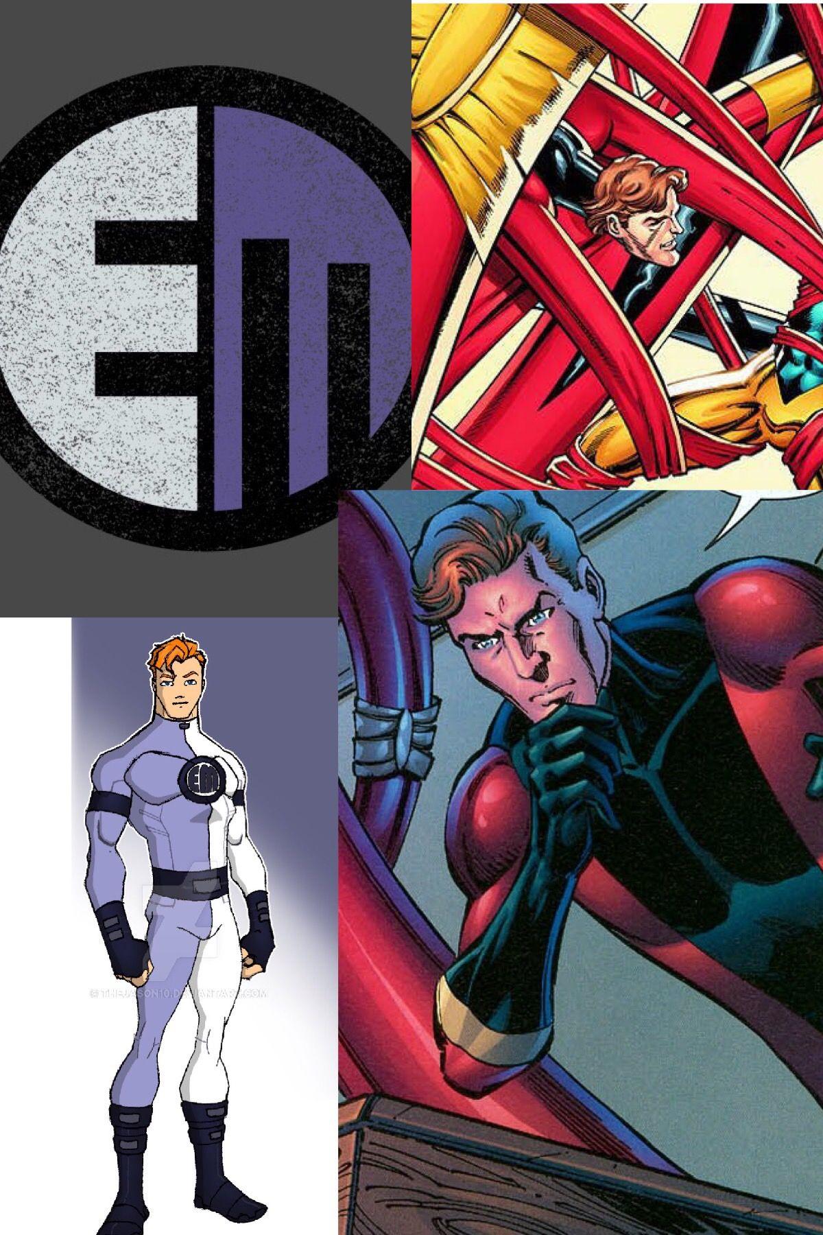 Elongated Man Superhero Characters Comic Book Heroes Dc Comics