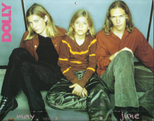 My Whole Wall Was Covered In Hanson Posters This Was Definitely One Of Them Hanson Hanson Brothers 90s Kids