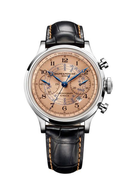 ac871ed5f52 The Baume   Mercier Capeland is a classic chronograph