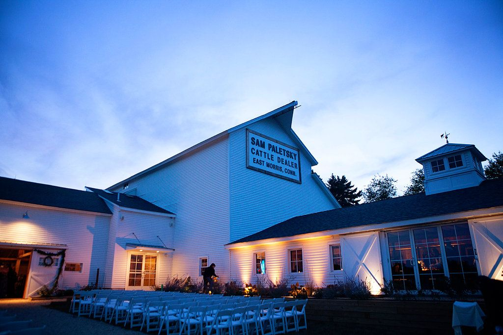The White Barn @ South Farms, Morris, CT. Photo Credit ...