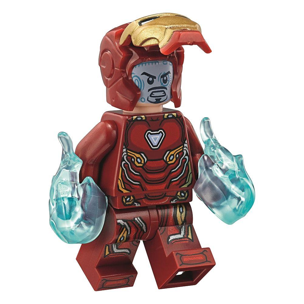 Iron Man | LEGO 76107 Marvel Super Heroes Thanos Ultimate Battle ...