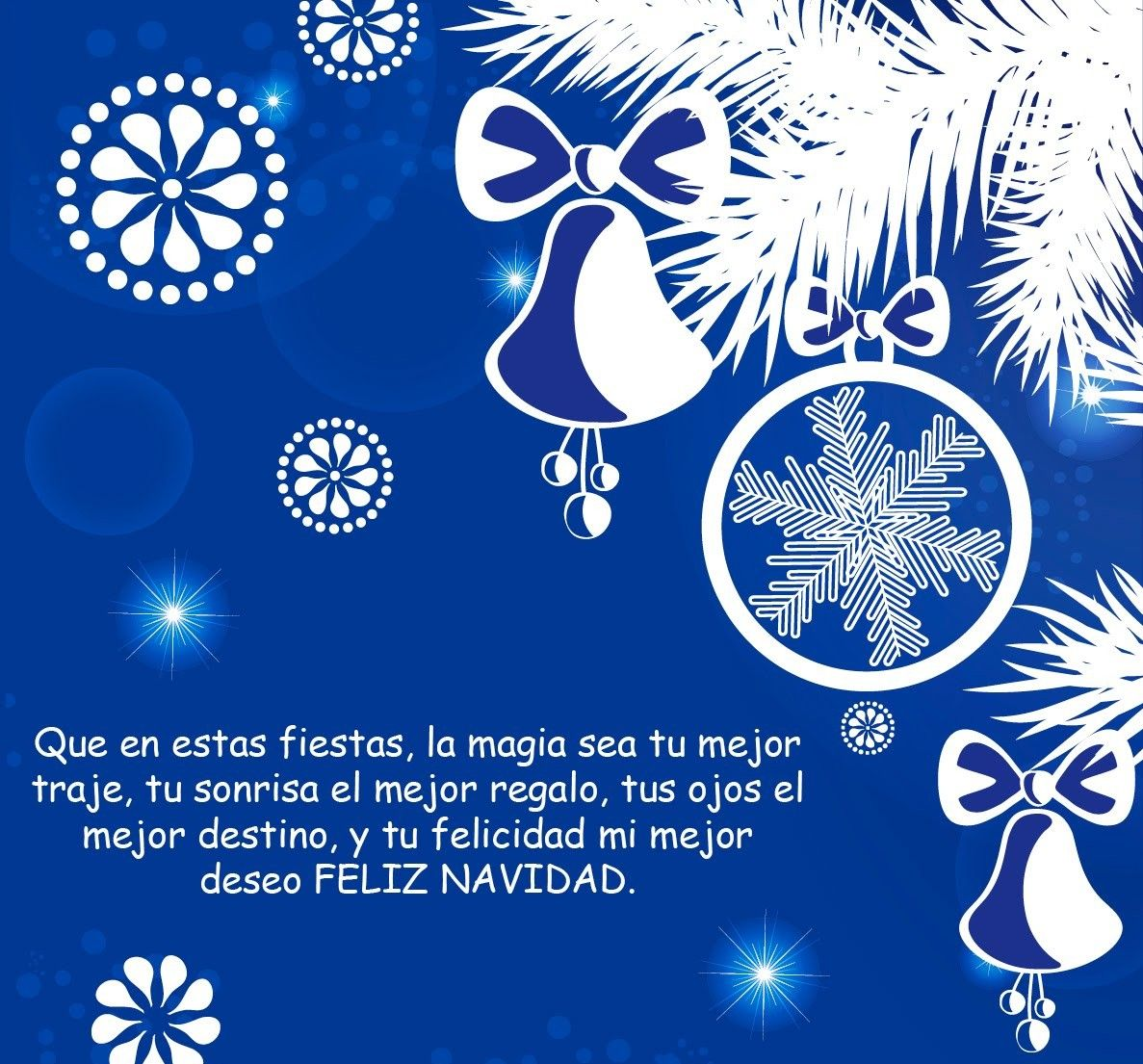 Mensajes navide os tarjetas de navidad pinterest - Postales de navidad bonitas ...