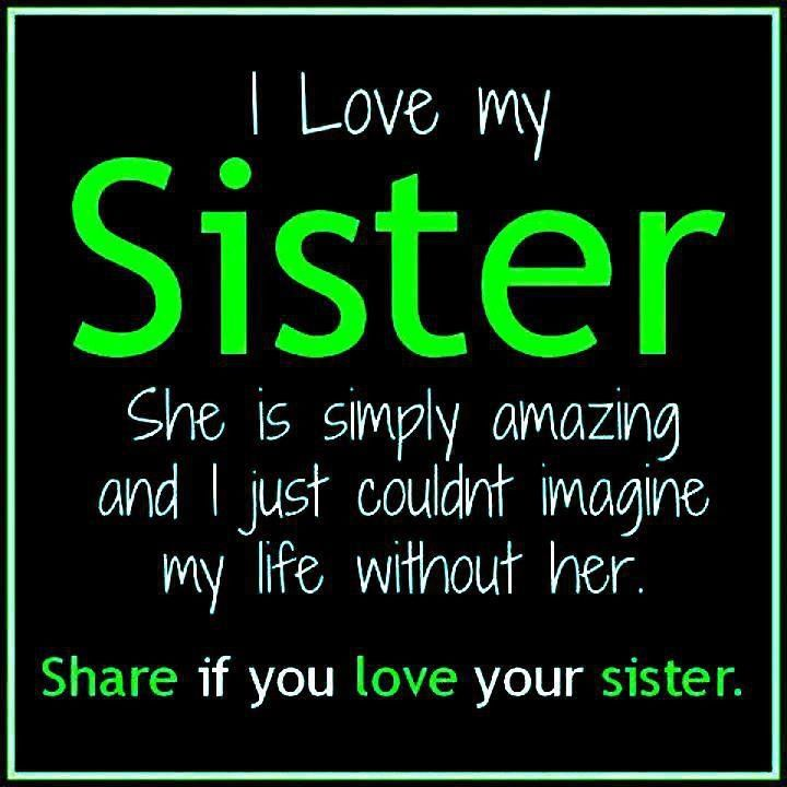 To My Baby Sis Sandy I Love You I ℓε Pinterest Love My