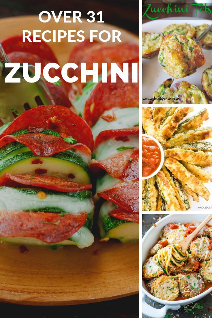 Photo of 31 of the Best Italian Zucchini Recipes – My Turn for Us