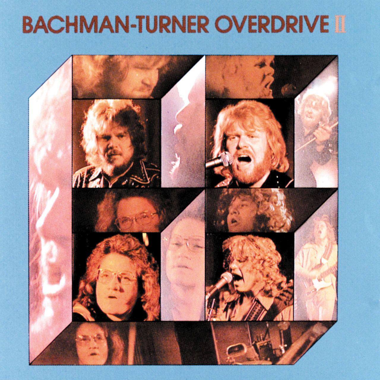 Bachman Turner Overdrive Bachman Turner Overdrive Ii Bands